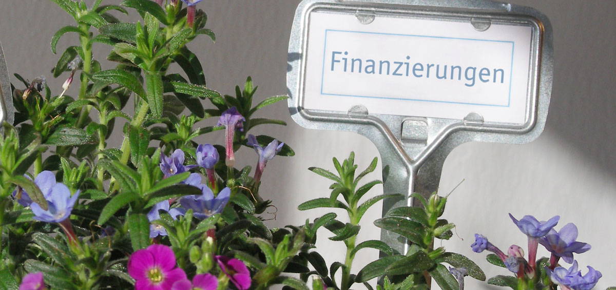 Finanzierungen Potsdam